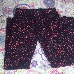 Circo Bottoms - Girls sparkly leggings